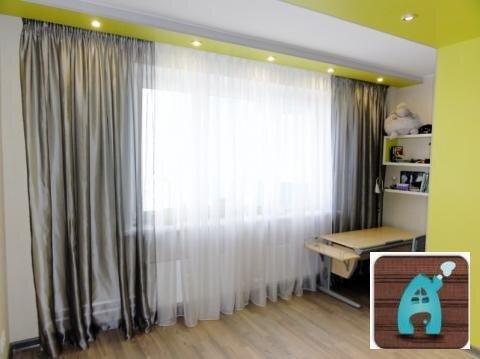 Шикарная трехкомнатная квартира п. Андреевка дом 40 - Фото 1