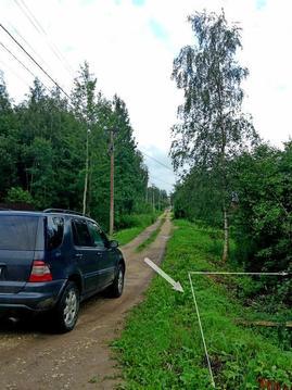 Земельный участок 8 соток в СНТ Дони Гатчинского района - Фото 5