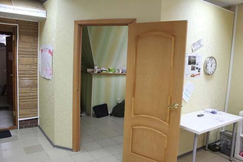 Офисное помещение на 2 этаже нежилого здания. 37 кв.м. - Фото 1