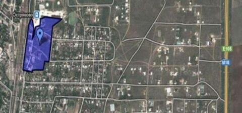 Продаётся участок 6.3 га, земли пром.назначения, 15 км до города - Фото 1