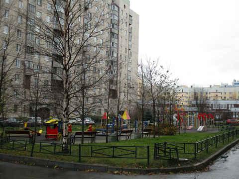 Однокомнатная квартира с ремонтом недалеко от метро Старая Деревня - Фото 3