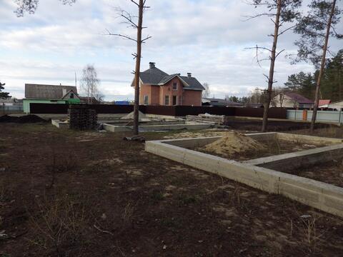 Продам земельный участок с фундаментом - Фото 1