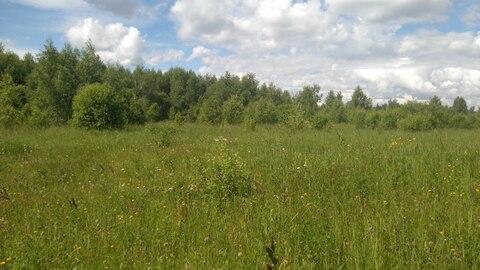 9,4 га, вблизи г. Наро-Фоминск (для фермер. хоз-ва), газ, эл-во 300 м - Фото 1