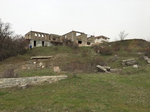 Недостроенное здание в Алуште пос. Верхняя Кутузовка. - Фото 4