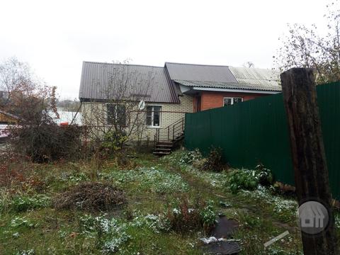 Продается часть дома с земельным участком, ул. Овражная - Фото 1