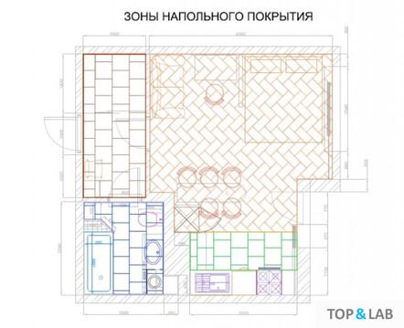 Продажа квартиры, м. Выборгская, Маршала Блюхера пр-кт. - Фото 2