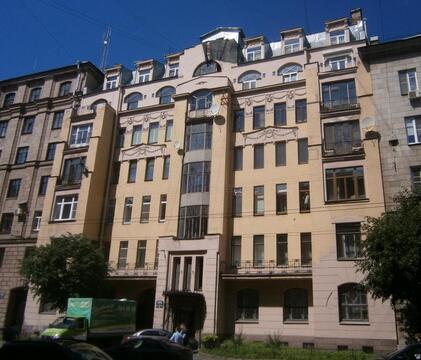 Продажа квартиры, м. Петроградская, Большая Монетная ул. - Фото 1