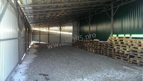 Холодный склад в д. Карманово - Фото 1