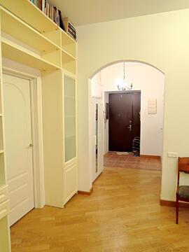 Патриаршие пруды, м. Пушкинская, Сытинский туп, 125 кв.м, 3 спальни - Фото 4