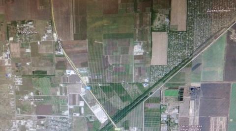 Зем. участок 7,2 Га, под базу, земли населенных пунктов. - Фото 2