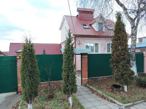 Жилой дом, 265 кв.м, на участке 15 сот, г. Серпухов, р-н Заборья - Фото 4