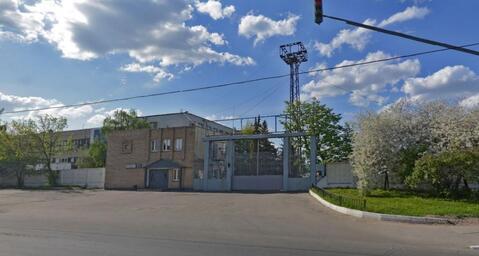 Производственно-складской комплекс 18 000 м2 в юао Котляковская 7 - Фото 1