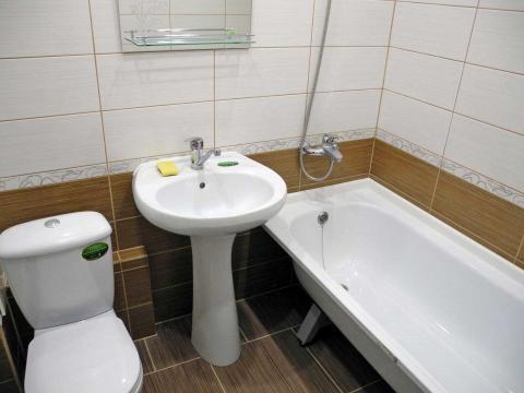 1-комнатная новая квартира в центре города в р-не Стройакадемии. - Фото 4