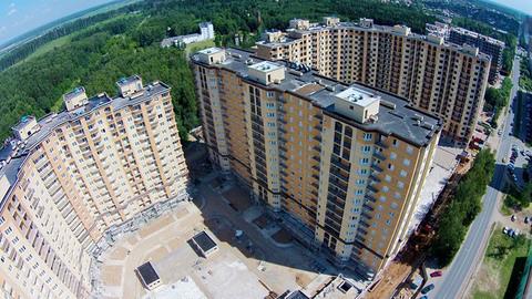 Квартира-студия 27 кв.м. Звенигород, Нахабинское ш, 1к1 - Фото 5