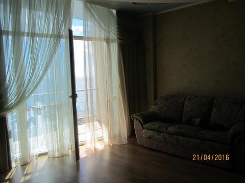 Однокомнатные апартаменты на берегу моря Гурзуф - Фото 3