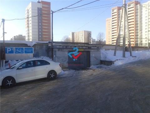 Гараж в районе ул. Тихорецкая 36а - Фото 1