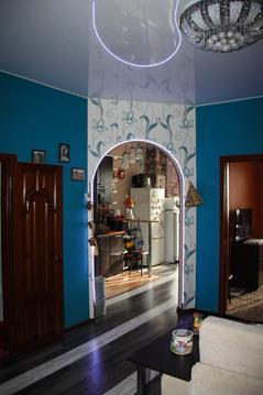 Просторная квартира с индивидуальным газовым отоплением - Фото 2