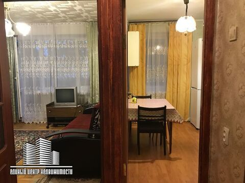 1к. квартира, пос. Дом отдыха строитель д. 3 (Мытищинский район) - Фото 4