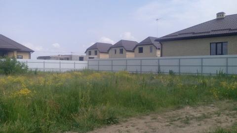 Продам земельный участок 5.2 сот в коттеджном поселке - Фото 3