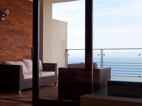3-х комнатная квартира в Приморском парке с видом на море в Ялте! - Фото 3