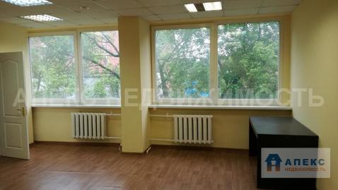 Аренда офиса пл. 51 м2 м. Авиамоторная в административном здании в . - Фото 1