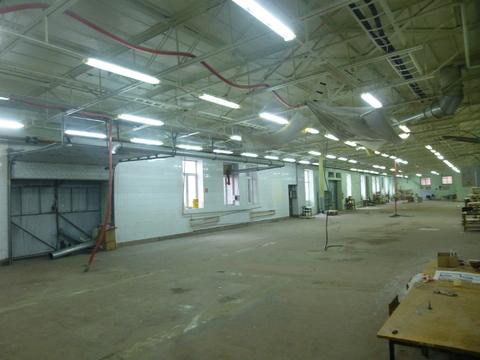 Производственное помещение, 2160 м2 м. Варшавская - Фото 3
