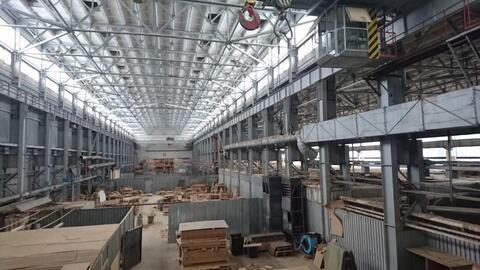 Производственно-складской комплекс, площадью 12 500 м2, г. Протвино - Фото 2