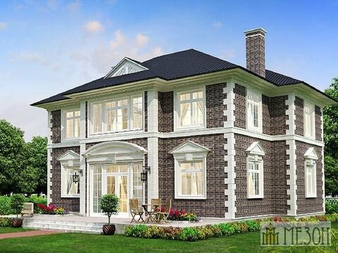 В кп Европа-3 (Английский квартал) продается современный кирпичный дом - Фото 2