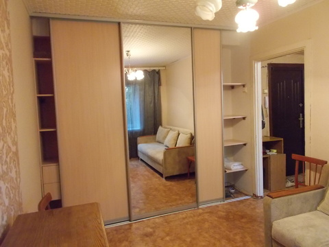 Продаю 1 Комн квартиру гост. типа, 41 квтл, Карбышева 54а, Волжский - Фото 5