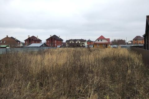 15 соток в селе Вельяминово, Домодедовский р-н - Фото 2