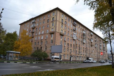 Видовая 3-х комнатная квартира Ленинский проспект д.60/2. - Фото 3