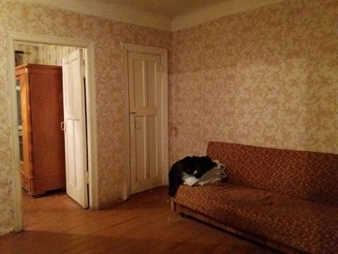 Продажа 2-комнатной квартиры. Хрущевка в кирпичном доме. - Фото 1