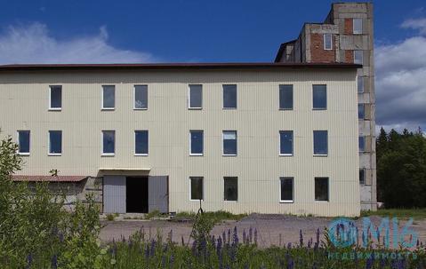 Производственное здание 5500 м на участке 3.5 га - Фото 2