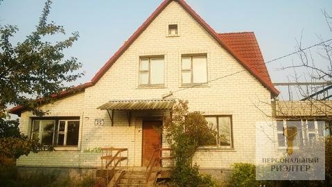 Дом в поселке Кировский - 2 км от города Витебск. - Фото 1