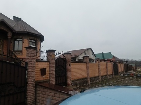 Отличный коттедж в п. Таврово-7 - Фото 1