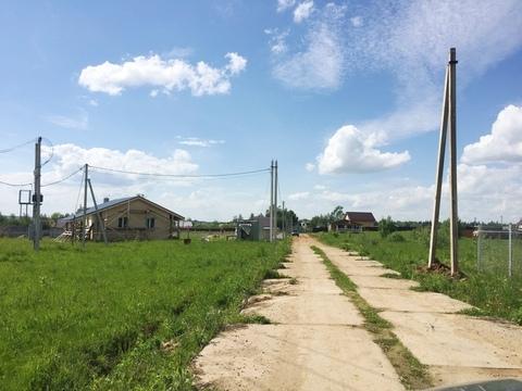 Участок в д. Беклемишево 15 сот. (Дмитровский р-н) 45 км от МКАД - Фото 4