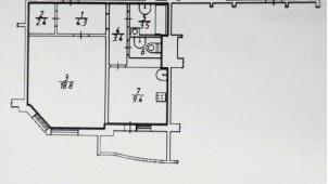 Продается 1-комнатная квартира 43.7 кв.м. этаж 15/17 ул. 65 лет Победы - Фото 4