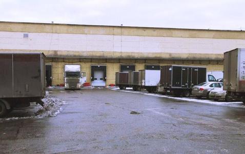 Аренда — теплый склад 500 м2 класс «в», м. Петровско-Разумовская - Фото 3