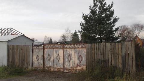 Участок 9 соток для ИЖС. Деревня Татарки. Газ по границе. 35 от МКАД - Фото 1
