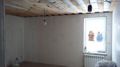 Жилой двухэтажный дом с гаражом, баней, теплицей. Стены из кирпича и . - Фото 5