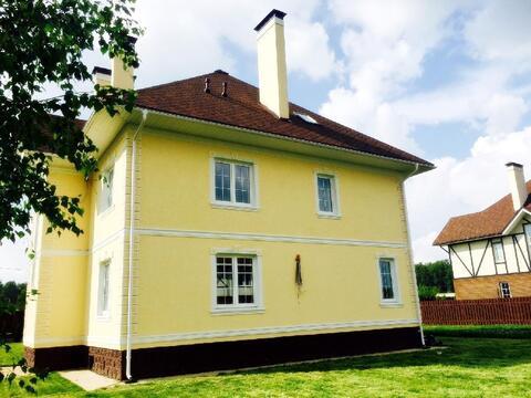 Качественный кирпичный дом под ключ 417 м2 27 км Калужское шоссе - Фото 5