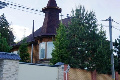 Экологичный дом в тихом районе Новой Москвы - Фото 4