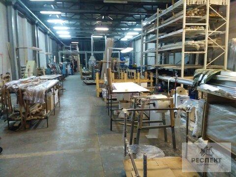 Производственно-складское помещение 1589 кв.м. - Фото 2