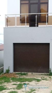 Новый двухэтажный дом с гаражом на Вербовой(пос. Борисовка) - Фото 1