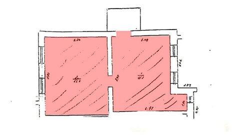 Помещение 102,2 кв.м. в центральной части города Волоколамска а аренду - Фото 4