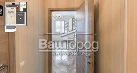 1-комнатная квартира в ЖК Зеленоградский вторичное жилье - Фото 2