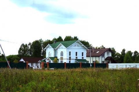 Дом 122 кв.м на уч.12.5 сот.в котеджном поселке Калужское шоссе 49 км. - Фото 4