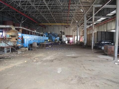 Производственное здание 4241 кв. м. Талдом - Фото 3