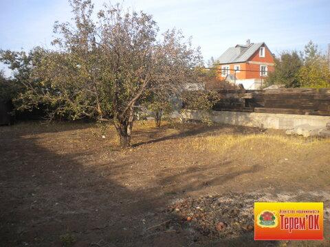 Ровный участок, рядом река, территория СНТ Орфей - Фото 1