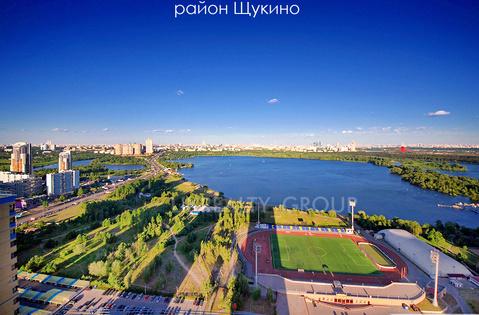 Просторная 4х комнатная квартира в Щукино, Москва - Фото 3